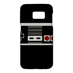 Video Game Controller 80s Samsung Galaxy S7 Hardshell Case  by Valentinaart