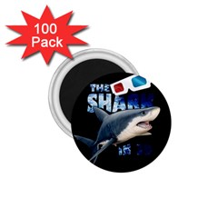 The Shark Movie 1 75  Magnets (100 Pack)  by Valentinaart