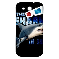 The Shark Movie Samsung Galaxy S3 S Iii Classic Hardshell Back Case by Valentinaart