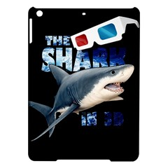 The Shark Movie Ipad Air Hardshell Cases by Valentinaart