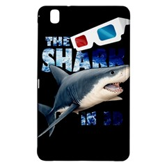 The Shark Movie Samsung Galaxy Tab Pro 8 4 Hardshell Case by Valentinaart