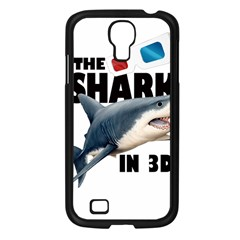The Shark Movie Samsung Galaxy S4 I9500/ I9505 Case (black) by Valentinaart