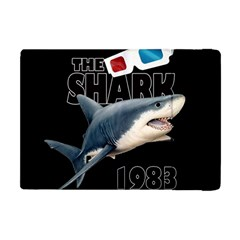 The Shark Movie Apple Ipad Mini Flip Case by Valentinaart