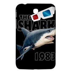 The Shark Movie Samsung Galaxy Tab 3 (7 ) P3200 Hardshell Case  by Valentinaart