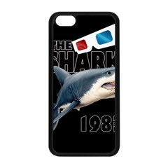 The Shark Movie Apple Iphone 5c Seamless Case (black) by Valentinaart