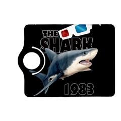 The Shark Movie Kindle Fire Hd (2013) Flip 360 Case by Valentinaart