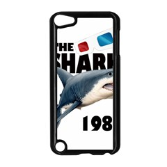 The Shark Movie Apple Ipod Touch 5 Case (black) by Valentinaart