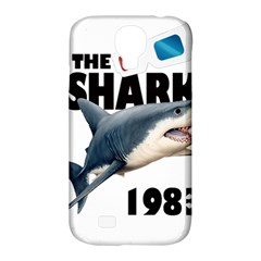 The Shark Movie Samsung Galaxy S4 Classic Hardshell Case (pc+silicone) by Valentinaart
