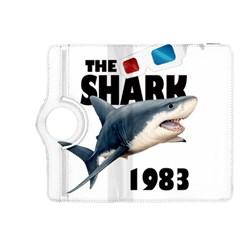 The Shark Movie Kindle Fire Hdx 8 9  Flip 360 Case by Valentinaart