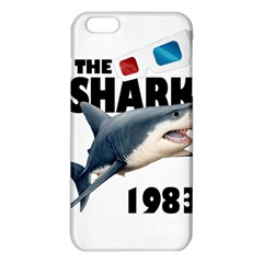 The Shark Movie Iphone 6 Plus/6s Plus Tpu Case by Valentinaart