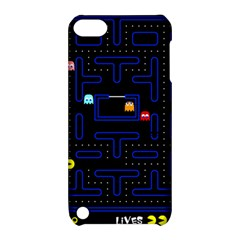 Pac Man Apple Ipod Touch 5 Hardshell Case With Stand by Valentinaart