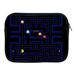 Pac Man Apple Ipad 2/3/4 Zipper Cases by Valentinaart
