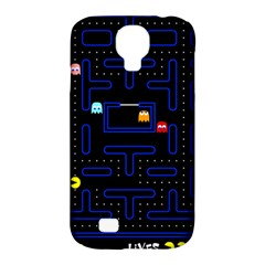 Pac Man Samsung Galaxy S4 Classic Hardshell Case (pc+silicone) by Valentinaart