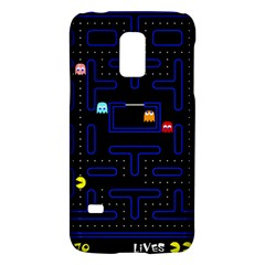 Pac Man Galaxy S5 Mini by Valentinaart