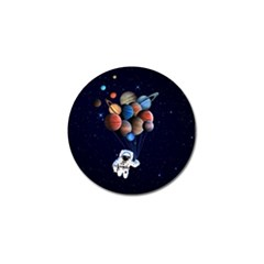 Planets  Golf Ball Marker (10 Pack) by Valentinaart