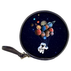 Planets  Classic 20 Cd Wallets by Valentinaart