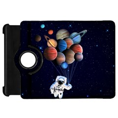 Planets  Kindle Fire Hd 7  by Valentinaart