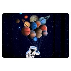 Planets  Ipad Air Flip by Valentinaart