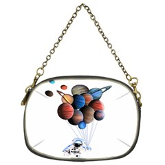 Planets  Chain Purses (one Side)  by Valentinaart
