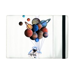 Planets  Apple Ipad Mini Flip Case by Valentinaart