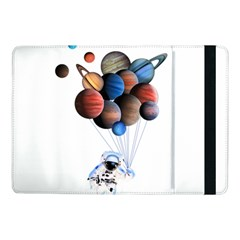Planets  Samsung Galaxy Tab Pro 10 1  Flip Case by Valentinaart
