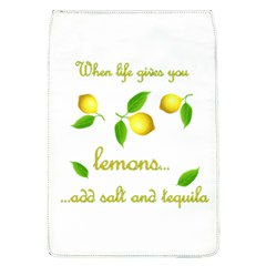When Life Gives You Lemons Flap Covers (l)  by Valentinaart
