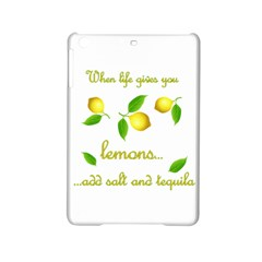 When Life Gives You Lemons Ipad Mini 2 Hardshell Cases by Valentinaart