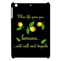 When Life Gives You Lemons Apple Ipad Mini Hardshell Case by Valentinaart