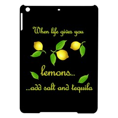 When Life Gives You Lemons Ipad Air Hardshell Cases by Valentinaart