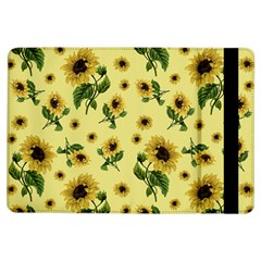 Sunflowers Pattern Ipad Air Flip by Valentinaart