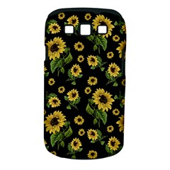 Sunflowers Pattern Samsung Galaxy S Iii Classic Hardshell Case (pc+silicone) by Valentinaart