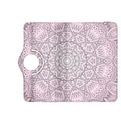 Pink Mandala art  Kindle Fire HDX 8.9  Flip 360 Case