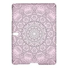 Pink Mandala art  Samsung Galaxy Tab S (10.5 ) Hardshell Case