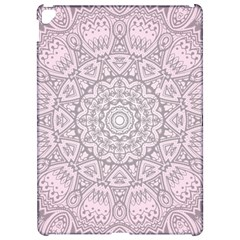 Pink Mandala Art  Apple Ipad Pro 12 9   Hardshell Case