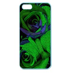 Roses Vi Apple Seamless Iphone 5 Case (color) by markiart