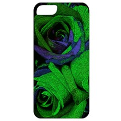 Roses Vi Apple Iphone 5 Classic Hardshell Case by markiart
