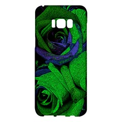 Roses Vi Samsung Galaxy S8 Plus Hardshell Case  by markiart