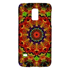 Fractal Mandala Abstract Pattern Galaxy S5 Mini by paulaoliveiradesign