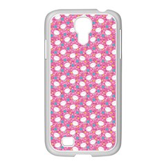 Cute Cats Iii Samsung Galaxy S4 I9500/ I9505 Case (white) by tarastyle