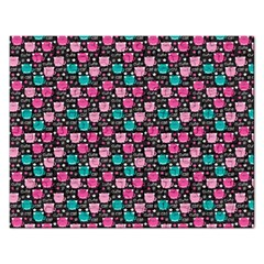 Cute Cats Iv Rectangular Jigsaw Puzzl by tarastyle