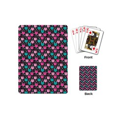 Cute Cats Iv Playing Cards (mini)  by tarastyle