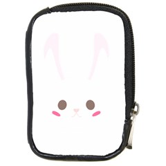 Rabbit Cute Animal White Compact Camera Cases