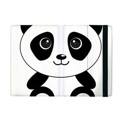 Bear Panda Bear Panda Animals Apple Ipad Mini Flip Case by Nexatart