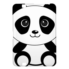 Bear Panda Bear Panda Animals Kindle Fire Hd 8 9  by Nexatart