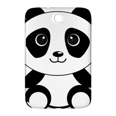 Bear Panda Bear Panda Animals Samsung Galaxy Note 8 0 N5100 Hardshell Case  by Nexatart
