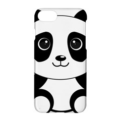 Bear Panda Bear Panda Animals Apple Iphone 7 Hardshell Case