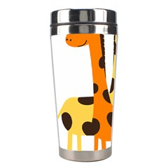 Giraffe Africa Safari Wildlife Stainless Steel Travel Tumblers