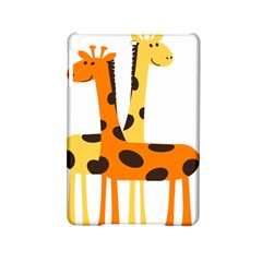 Giraffe Africa Safari Wildlife Ipad Mini 2 Hardshell Cases by Nexatart