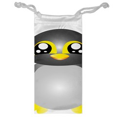 Cute Penguin Animal Jewelry Bag