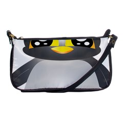 Cute Penguin Animal Shoulder Clutch Bags by Nexatart